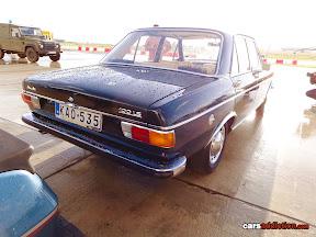 Audi 100LS Rear