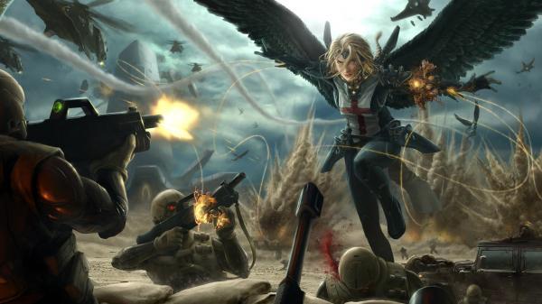 War Angel Game, Fallen Angels