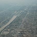 Los Angeles vanuit de lucht