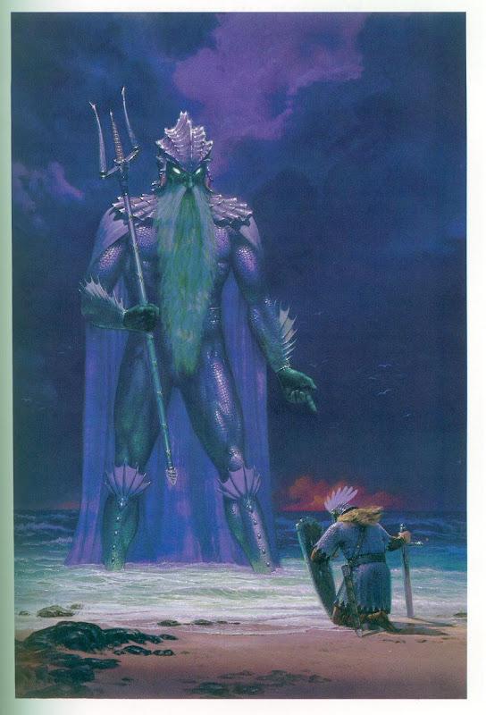 Sil Ulmo, Fantasy Scenes 1