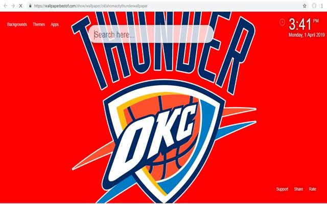 Oklahoma City Thunder Wallpaper
