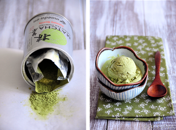 Matcha Ice Cream (抹茶雪糕)