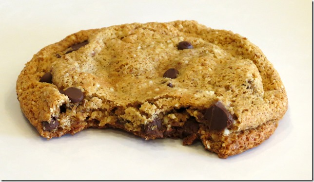 My Favorite Grain Free Chocolate Chip Cookie 2