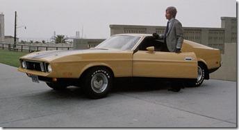 Ford Mustang Mach 1 la Grande Casse
