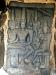 Lord Shiva & Parvathi.Brahma in Left , Vishnu in Right