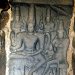 Lord Shiva & Parvathi.Brahma in Left , Vishnu in Right