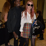 OIC - ENTSIMAGES.COM - Mason Smillie and India Rose James at the  LFW s/s 2016: Sorapol - catwalk show in London 19th September 2015 Photo Mobis Photos/OIC 0203 174 1069