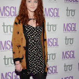 WWW.ENTSIMAGES.COM -    Janet Devlin   arriving at      The MediaSkin Gifting Lounge at Stamp 79 Oxford Street London November 6th 2014                                                 Photo Mobis Photos/OIC 0203 174 1069