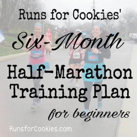 Six Month Half-Marathon Training Plan for Beginners