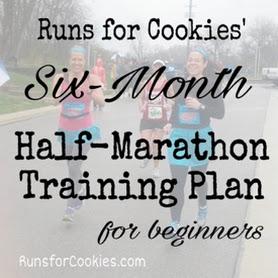 Six Month Half-Marathon Training Plan for Beginners