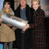 OIC - ENTSIMAGES.COM - Charlotte Riley, Martin Shaw and Patricia Hodge at the   LAMDA West London campus launch London 12th February 2015
