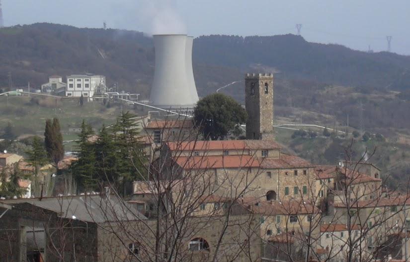 Val di Cecina, Toscane
