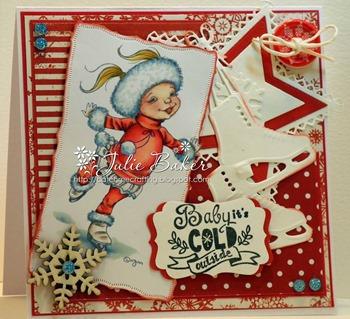 Julie - Christmas is coming