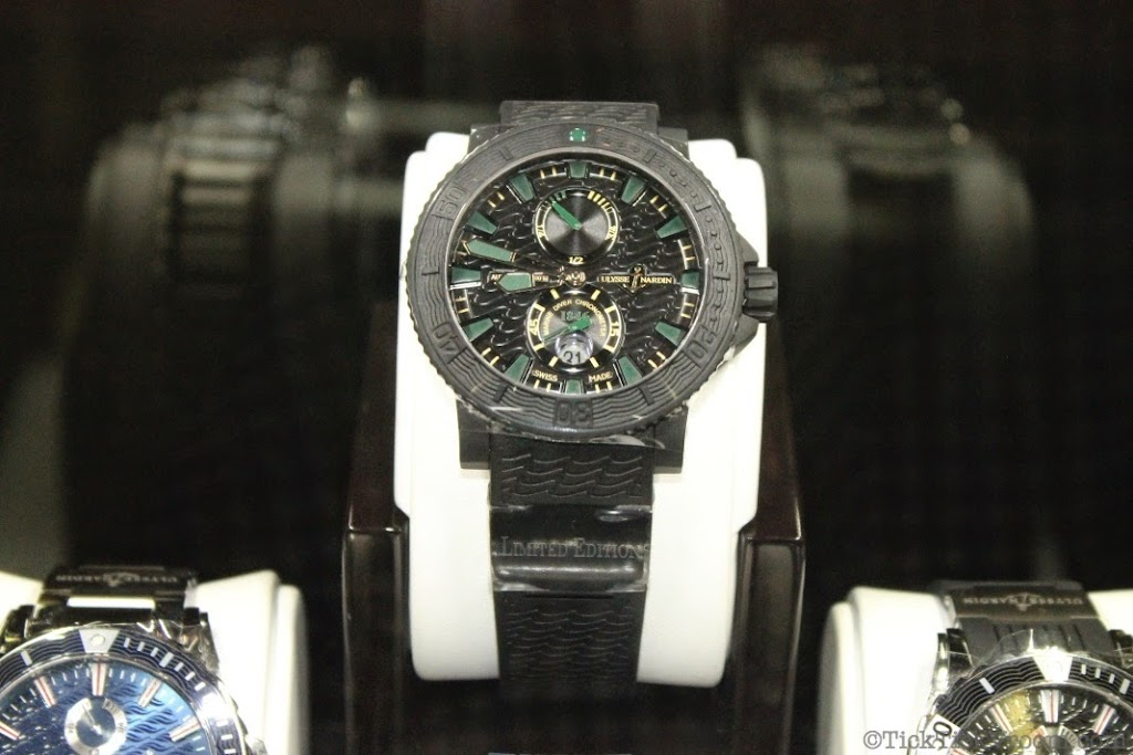 Ulysse Nardin Boca Raton Boutique Capital Grille Dinner 8629