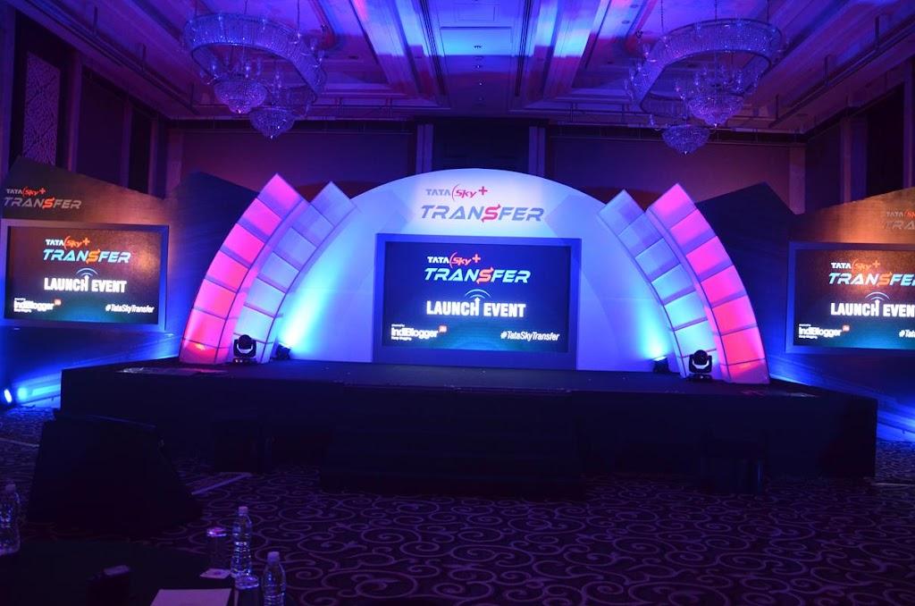 Tata Sky Transfer Product Launch Event - Hotel Paladium 6
