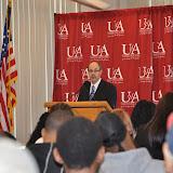 U of A System President Dr. Donald Bobbitt Visit - DSC_0244.JPG