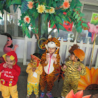 Lion and Tiger Face Mask Play (Playgroup) 21-11-2016