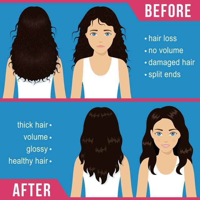 الطرق الطبيعية لتنعيم الشعر في المنزل