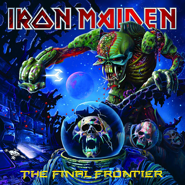 Baixar CD The Final Frontier – Iron Maiden