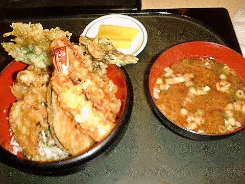 空天丼¥680(【岐阜県羽島市】空天丼)