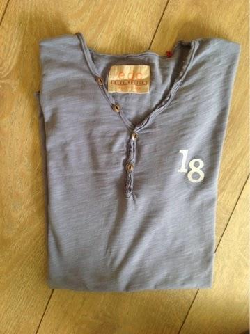 Stampin up T-Shirt stempeln