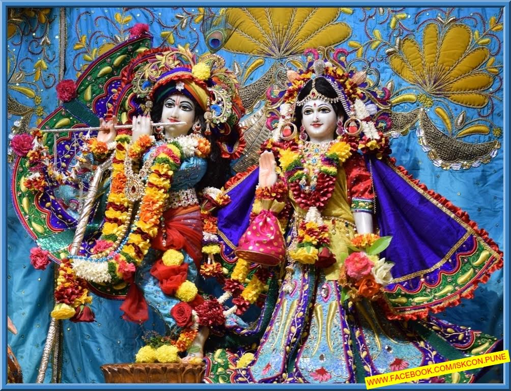 ISKCON Pune Camp Deity Darshan 05 Jan 2017 (1)