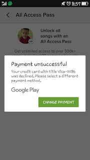 payment method has been declined why google product forums
