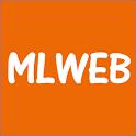 Malaysia popular web MLweb icon