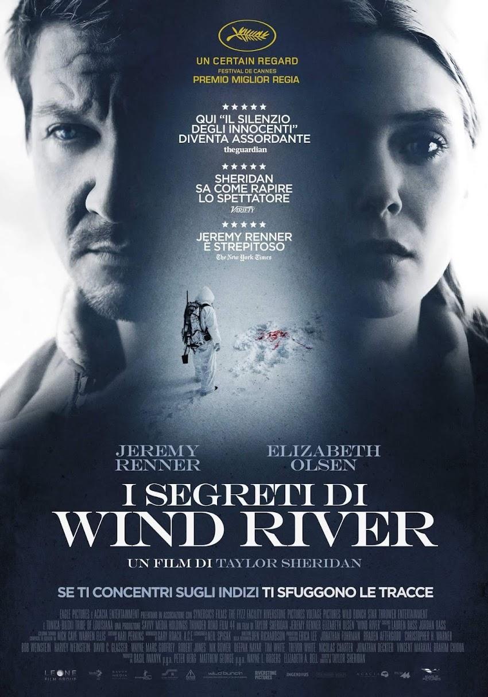 I Segreti Di Wind River di Taylor Sheridan con Jeremy Renner ed Elizabeth Olsen, arriva in Italia al cinema il 29 Marzo