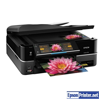 Get reset Epson Artisan 810 printer program