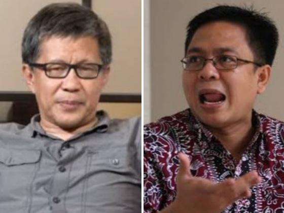 Jokowi Disebut Gagal Semua Hal, Burhanuddin: Rocky Gerung Terlalu Mendramatisir