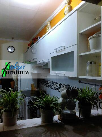 kitchen set di cibubur kota wisata cluster florida