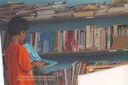 Memilih buku bacaan