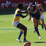 Fremantle v West Coast Round 6 2018