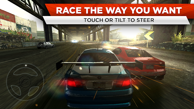 Need for Speed Most Wanted MOD MONEY APK