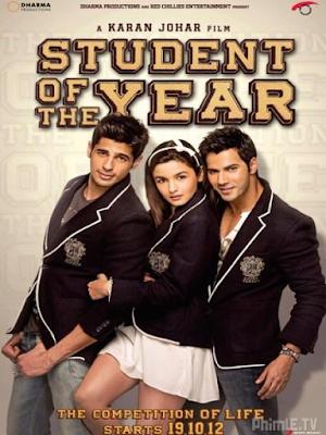 Phim Sinh Viên Của Năm - Student Of The Year (2012)