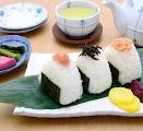 Japanese Onigiri Rice Balls Recipe