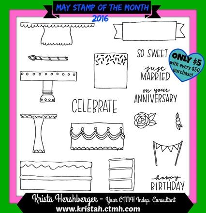 2016-5 Celebrate Cake SOTM stamp set picmonkey