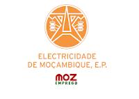 A Electricidade de Moçambique (EDM) está a recrutar dois (2) Motoristas para Cidade de Maputo