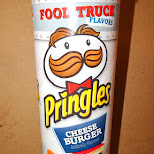 cheeseburger pringles in Miami, Florida, United States