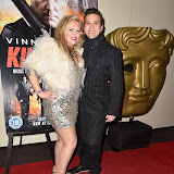 OIC - ENTSIMAGES.COM - Nicole Faraday and Stefan Booth at the  Kill Kane - gala film screening & afterparty in London 21st January 2016 Photo Mobis Photos/OIC 0203 174 1069
