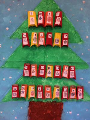 Calendrier Ps.Decembre Chez Les Ps Ms Ecole Sainte Anne Landerneau