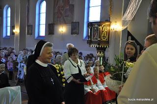 50-lecie ślubów zakonnych siostry Zofii (Nazariuszy) Zachary. Fot. Anna Smulska
