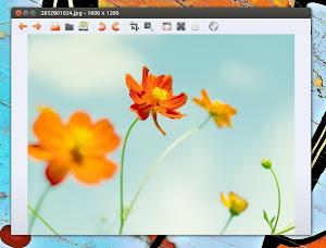 Nomacs su Ubuntu Liunux