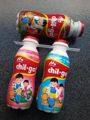 Berbagi Morinaga Chil-Go!