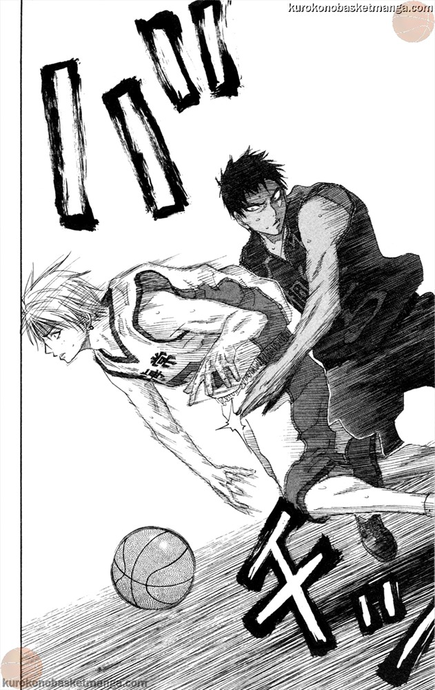 Kuroko no Basket Manga Chapter 64 - Image 8