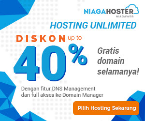 Niagahoster Hosting Unlimited