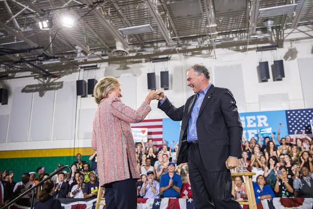 Tim Kaine is very pro-life about at least one species