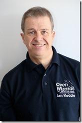 Ian Keddie