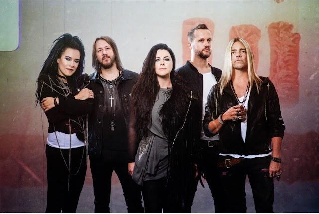 "Evanescence estrena album ""The Bitter Truth"""